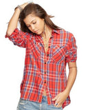 Denim & Supply Ralph Lauren Flannel Utility Shirt