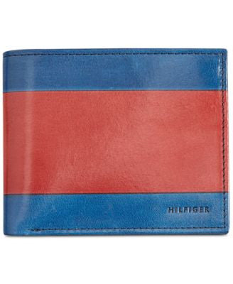 Tommy Hilfiger Hugo Double Billfold