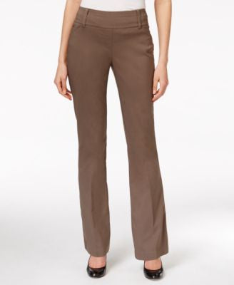 Style & Co. Pull-On Flare-Leg Pants, Only at Vogily