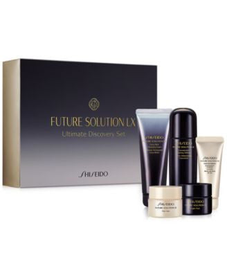 Shiseido Future Solution LX Ultimate Discovery Set