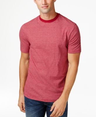 Club Room Men's Crew-Neck T-Shirt, Only at Vogily