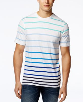 Club Room Men's Striped T-Shirt