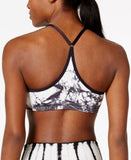 Calvin Klein Performance Low-Impact Tie-Dyed Sports Bra