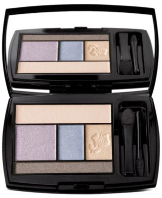 Lancôme Color Design Eye Brightening All-In-One 5 Shadow & Liner Palette- Spring Color Collection