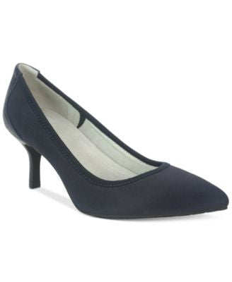 Tahari Toby Stretch Pumps