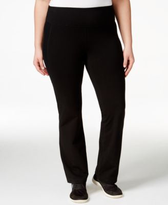 Ideology Plus Size Slimming Leggings, Only at Vogily