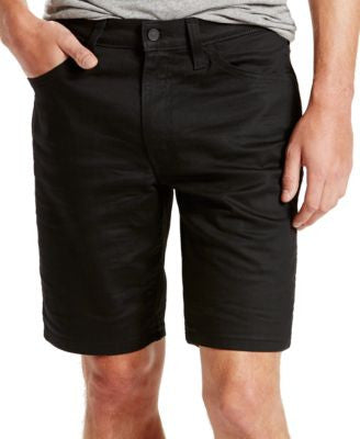 Levi's® Men's 541 Line 8 Athletic-Fit Black Shorts