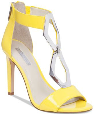 BCBGeneration Cayce Hardware Ankle-Strap Pumps