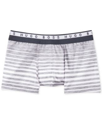 Hugo Boss Men's Striped Boxer Trunks