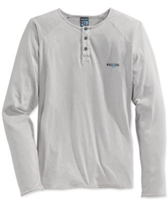 Maui and Sons Men's Rick Long-Sleeve T-Shirt