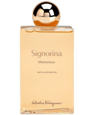 Salvatore Ferragamo Signorina Misteriosa Shower Gel, 6.7 oz