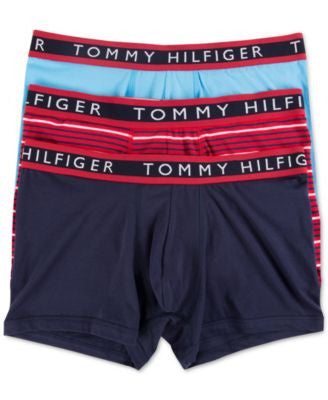 Tommy Hilfiger Stretch Trunks, 3 Pack - 09T2821