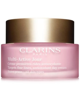 Clarins Multi-Active Day Cream - All Skin Types