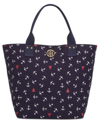Tommy Hilfiger Ali Canvas Shopper