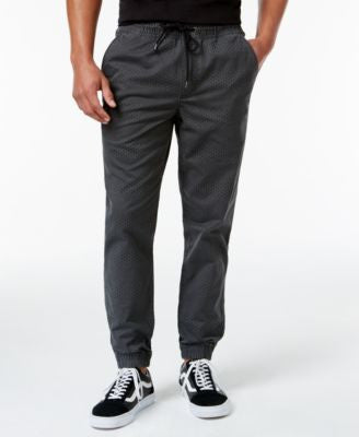 American Rag Men's Dot-Print Joggers, Only at Vogily