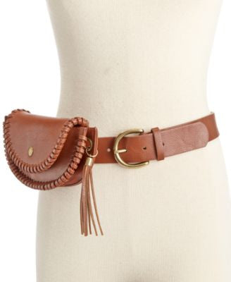 INC International Concepts Whipstitch Fanny Pack, Only at Vogily