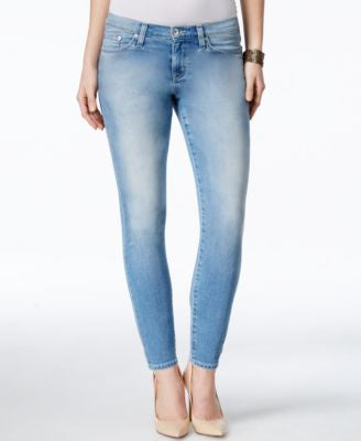 Big Star Faded Lorena Wash Skinny Jeans