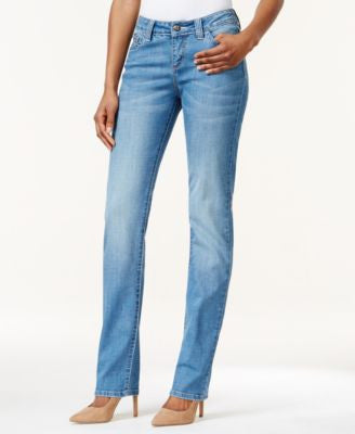 Lee Platinum Bootcut Fade Out Wash Jeans