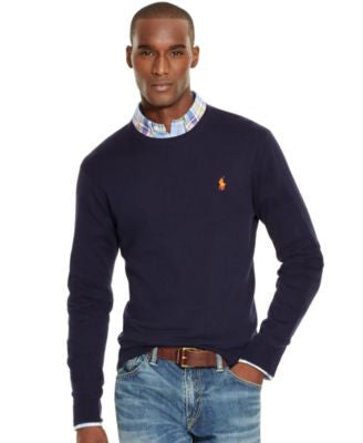Polo Ralph Lauren Pima Crewneck Sweater
