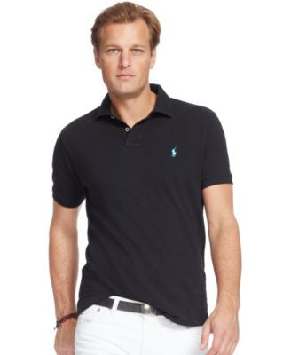 Polo Ralph Lauren Big and Tall Classic Mesh Polo Shirt