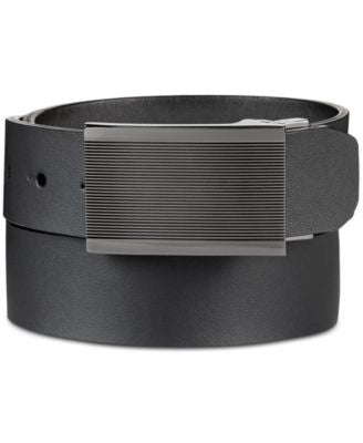 Alfani Men's Cut-Edge Reversible Belt, Only at Vogily