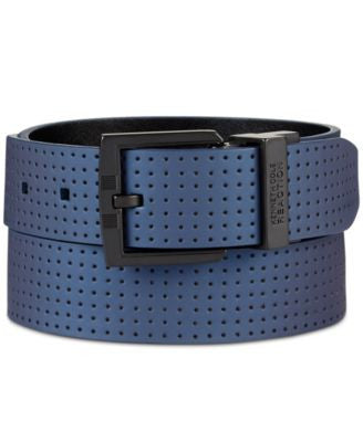 Kenneth Cole Reaction Men's Perforated Belt