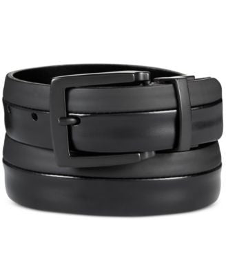 Kenneth Cole Reaction Cut Round Belt