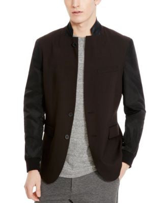 Kenneth Cole New York Men's Convertible Colorblocked Blazer