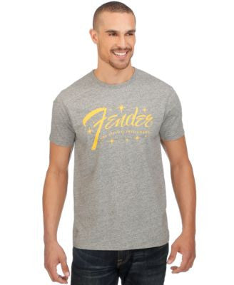 Lucky Brand Men's Fender Googie Graphic-Print T-Shirt