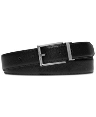 MICHAEL Michael Kors Men's Reversible Leather Belt