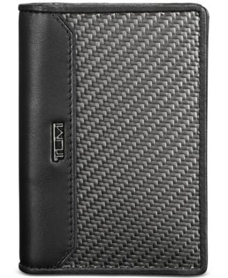 Tumi Men's Gusseted CFX Card Case