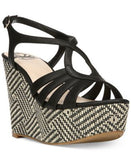 Fergalicious Roxine Strappy Platform Wedge Sandals