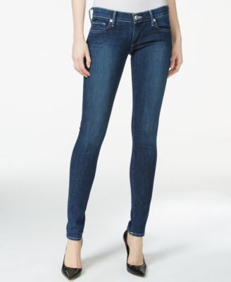 True Religion Stella Skinny Dark Blue Wash Jeans