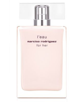 narciso rodriguez for her l'eau eau de toilette, 1.6 oz