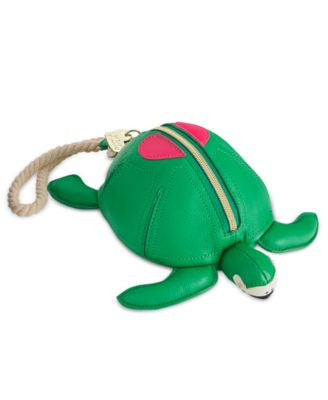 Betsey Johnson Turtle Wristlet