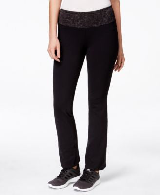 Style & Co. Petite Tummy Control Yoga Pants, Only at Vogily