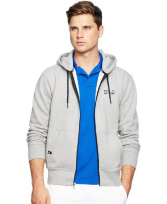 Polo Sport Men's Fleece Zip Up Hoodie