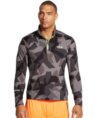 Polo Ralph Lauren Camouflage-Print Stretch Jersey Pullover