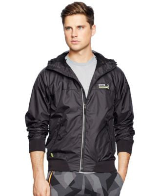 Polo Sport Men's Nylon Tournament Jacket