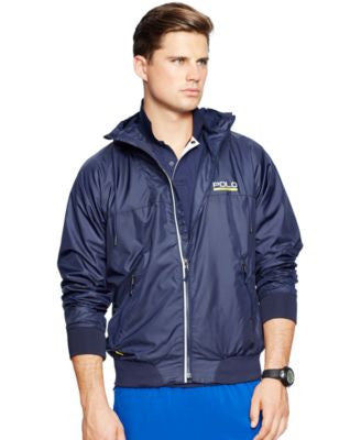 Polo Ralph Lauren Nylon Tournament Jacket