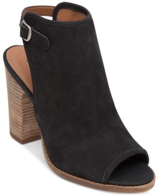 Lucky Brand Women's Lisza Peep-Toe Shooties