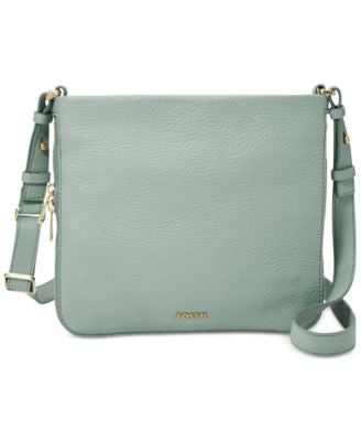 Fossil Preston Leather Crossbody