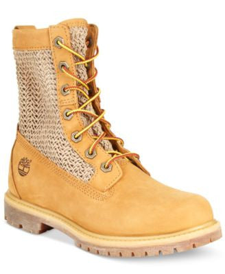Timberland Women's Open Weave 6 Boots""