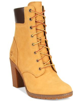 Timberland Women's Glancy 6 Lace-Up Boots""