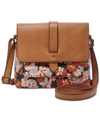 Fossil Kinley Fabric Small Crossbody