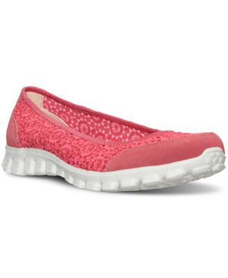 Skechers Women's GOwalk Flighty Memory Foam Walking Sneakers from Finish Line