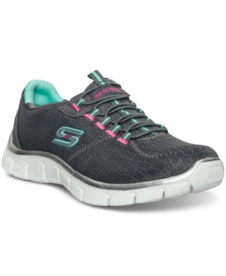 Skechers Women's Relaxed Fit Sport: Empire - Rock Around Walking Sneakers from Finish Line
