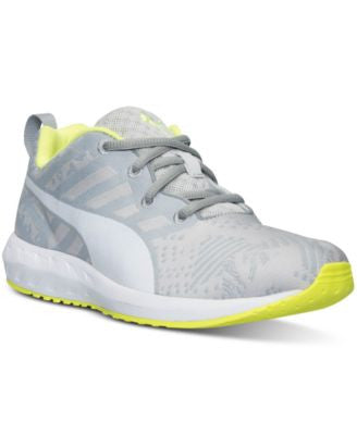 Puma Women's Flare Woven Running Sneakers from Finish Line