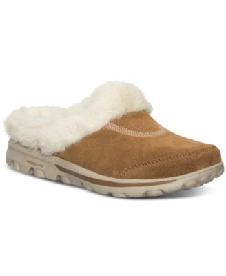Skechers Women's GOwalk - Embrace Casual Slipper Clogs from Finish Line