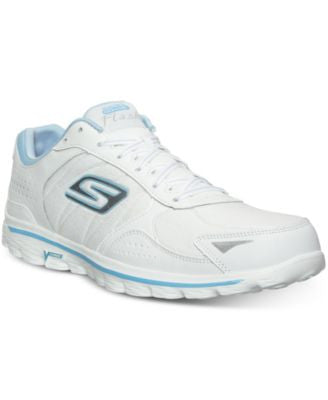 Skechers Women's GOwalk 2 - Flash Walking Sneakers from Finish Line